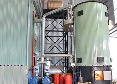 越南导热油炉