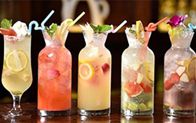 饮料行业案例
